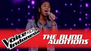 "Angel ""Always"" I The Blind Auditions I The Voice Kids Indonesia 2016"