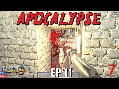 7 Days To Die - Apocalypse EP11 (Alpha 18)