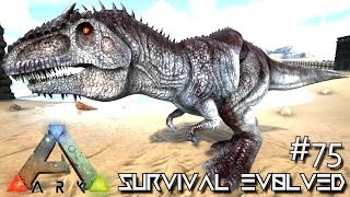 ARK: Survival Evolved - BABY GIGANOTOSAURUS BREEDING & GIGA TAMING - SEASON 3 [S3 E75] (Gameplay)