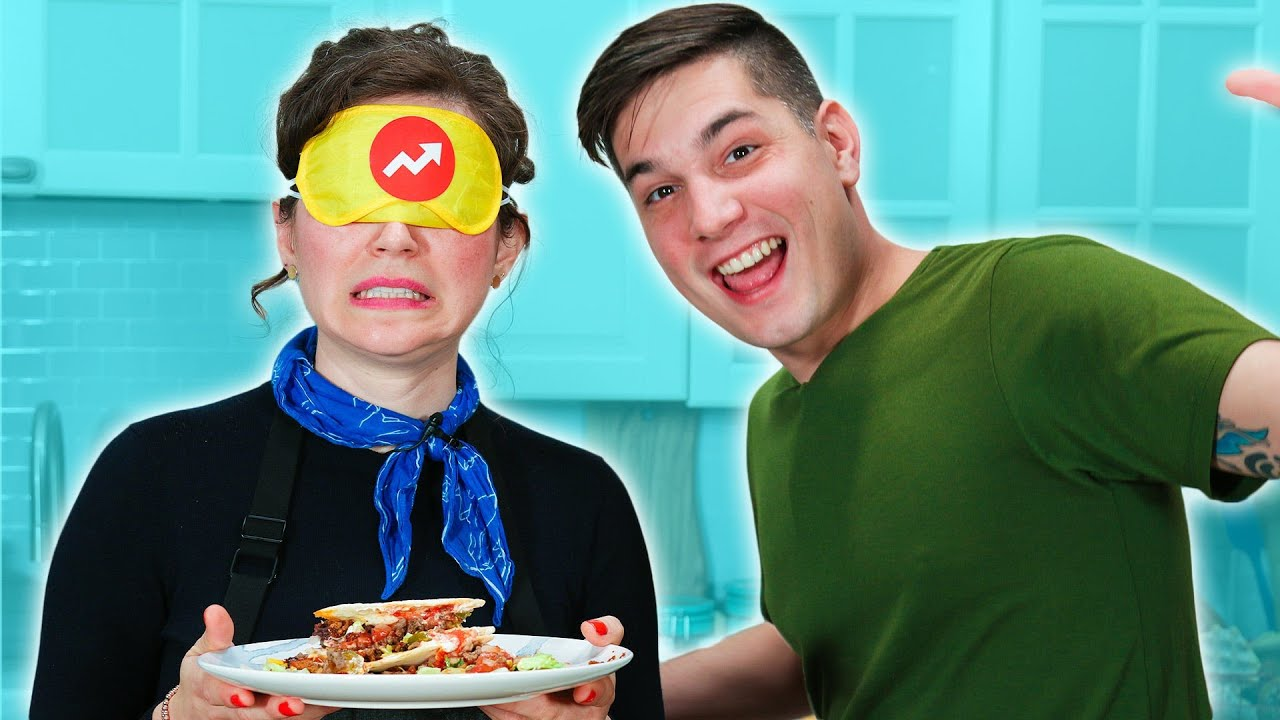 Can This Professional Chef Make Tacos While Blindfolded? thumbnail