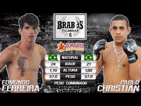 CRB x CSA no MMA com Edmundo Ferreira x Pablo Christian