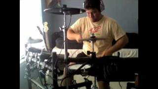 Streetlight Manifesto - As the Footsteps Die Out Forever - Drum Cover