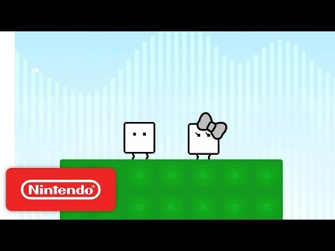 BOXBOY! + BOXGIRL! - Overview Trailer - Nintendo Switch thumbnail
