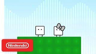 BOXBOY! + BOXGIRL! - Overview Trailer - Nintendo Switch