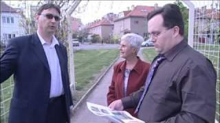 preview picture of video 'Praha 10 - Zahradní Město - park Chrpová'
