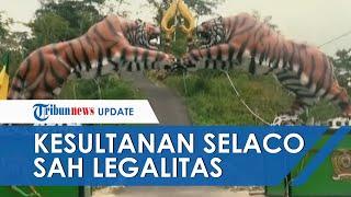 Berdiri 2004, Kesultanan Selaco di Tasikmalaya Ternyata Miliki SK KemenkumHAM dan Surat dari PBB