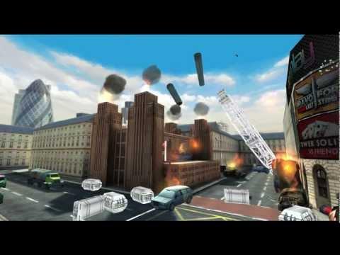Video of Traffic Panic London