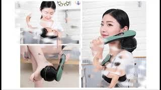 Video máy massage cầm tay pin sạc 8 đầu PULI PL-661DC4 - Điện tử