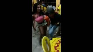 Dançando Forró em Arajara Barbalha-CE