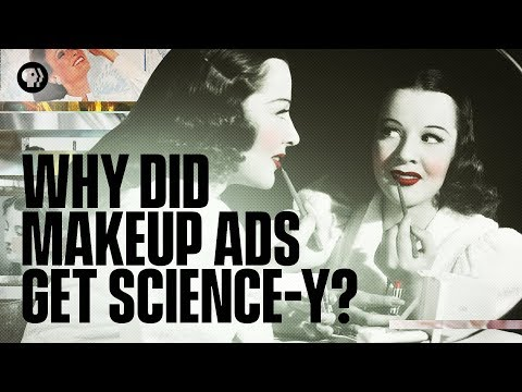 How Did Makeup Ads Go From Style to Science?