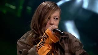 """Zuzia Jabłońska – """"Believer"""" – Finał – The Voice Kids Poland"""