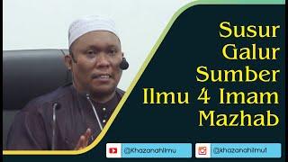 Ustaz Auni I Sumber Ilmu 4 Imam Mazhab