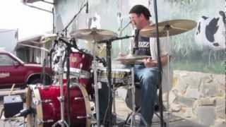 Nashville Drum Show. Jam band covers La Grange. Bill Ray on drums. (FAIR USE)