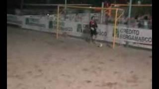 3L Arredamenti Beach-Soccer   Gol Andrea