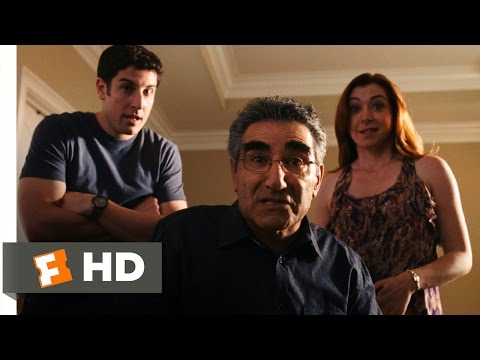 American Reunion (6/10) Movie CLIP - There Are Services (2012) HD