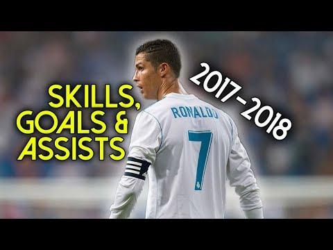 Cristiano Ronaldo - Wild Life ● Amazing Skills, Goals & Assists ● 2017-2018 | HD