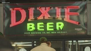 Dixie Brewery officially reopens