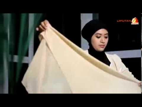 Video Tutorial Jilbab Segi Empat Untuk Keseharian ,Santai Dan Bisa Juga Untuk Acara Formal By Natasha Fara