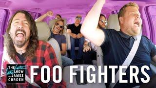 Foo Fighters Carpool