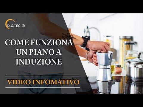 Test piano cottura a induzione Electrolux Rex Aeg