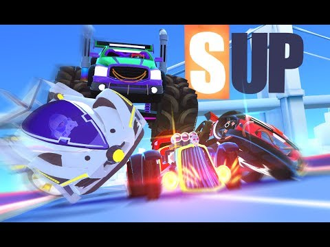 SUP Multiplayer Racing video