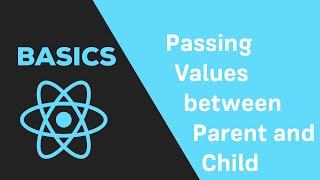 ReactJS Basics - #12 Passing Data between Parent and Child Components