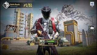 Call of Duty MOBILE Battle Royale FPP