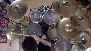 """A New Way To Bleed"" by Evanescence Drum Cover"