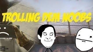 Battlefield 4 Funniest of Trolling dem Noobs & Montages