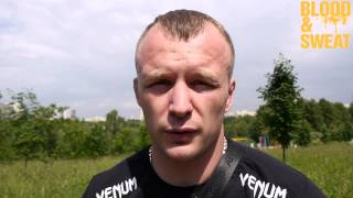 Александр Шлеменко. Мысли о турникменах. Alexander Storm Shlemenko. Benefits of workout training.