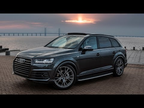 The BEST looking 2nd gen AUDI Q7 so far? - 2018 AUDI Q7 (performance wheels, offroad + black optics)