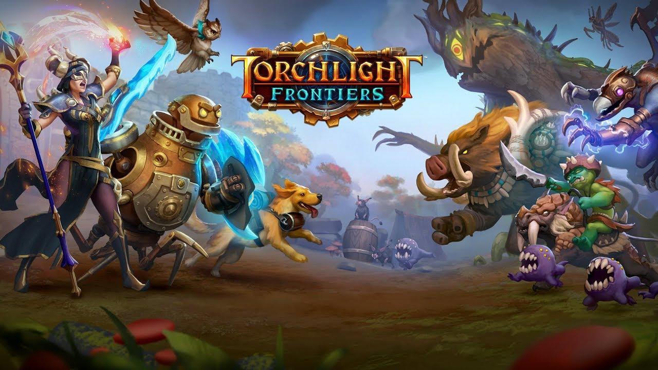 Torchlight Frontiers porta il classico Action-RPG in un mondo MMO