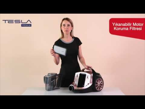 Tolmuimeja Arnica Tesla Premium Rose