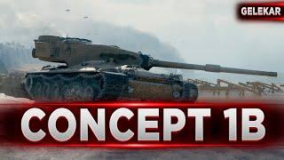 Concept 1B - Первый взгляд на достойную награду за ранговые бои! Стоило ли оно того?