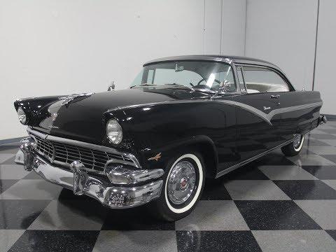Video of Classic '56 Ford Fairlane Victoria Offered by Streetside Classics - Atlanta - LAUC