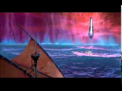 Sinbad:  Legend of the Seven Seas—FLAT EARTH