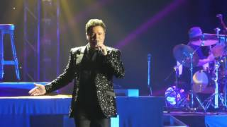 Donny Osmond singing Sacred Emotion