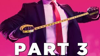 HITMAN 2 Walkthrough Gameplay Part 3 - THE GHOST (PS4 PRO)