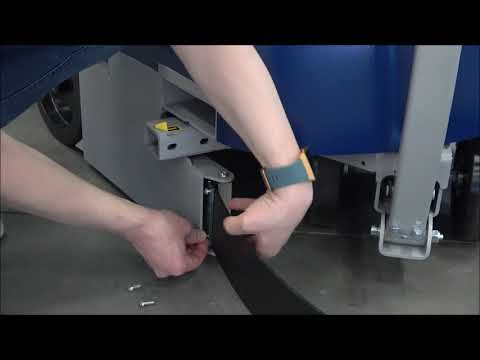 CSM 211 / 212 / 213: Bumper bevestigen