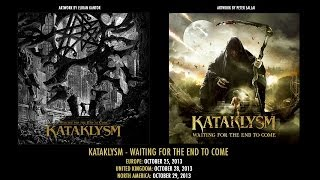 KATAKLYSM - Waiting For The End To Come (OFFICIAL TRACK-BY-TRACK: PT 3)