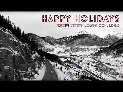 The best gifts: Fort Lewis College holiday video 2016