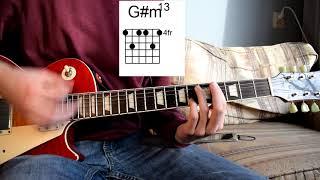 Gus Dapperton - Prune, You Talk Funny Guitar Lesson