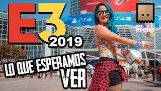 E3 2019 - Lo Que Esperamos Ver, Anuncios, Rumores y Conferencias.