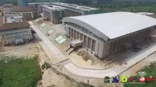 Progress Pembangunan Kampus baru Sindangsari