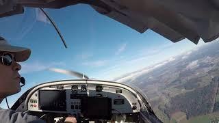 RV-12 First Flight