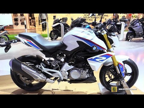 2016 BMW G310R - Walkaround