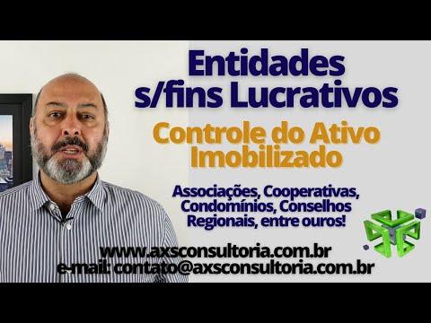 Entidade sem fins lucrativos - Controle do Ativo Imobilizado Consultoria Empresarial Passivo Bancário Ativo Imobilizado Ativo Fixo