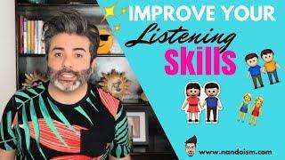 Relationship Advice: Listening Skills For Relationships | How to Listen Better in Relationship
