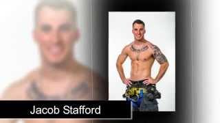 Jacob Stafford_2015 Firefighter Calendar Applicant