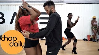 Maleek Berry   Flashy (Afro In Heels Dance Video) | Patience J Choreography | Chop Daily